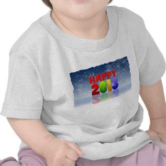 Happy New Year Design T-shirts