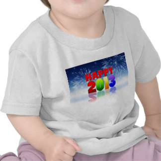 Happy New Year Design Tshirt
