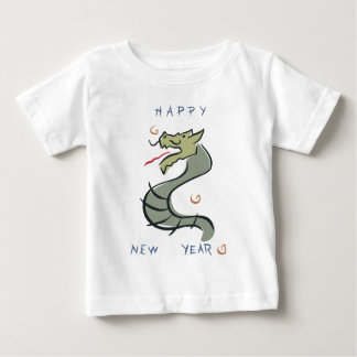 Happy New Year Dragon Tee Shirt