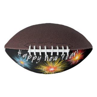 Happy New Year Firework Football