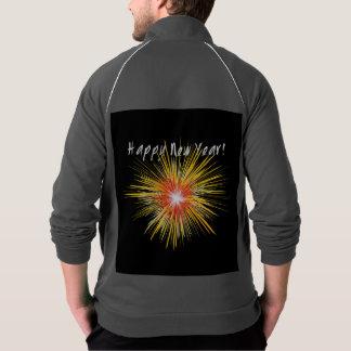 Happy New Year Firework Jacket