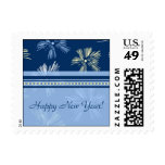 Happy New Year Fireworks Stamps
