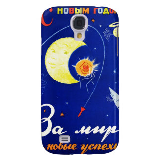 Happy New Year for Peace Galaxy S4 Cover