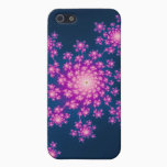 Happy New Year Fractal iPhone SE/5/5s Cover