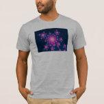 Happy New Year Fractal T-Shirt