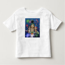 HAPPY NEW YEAR FROM ALL OF US! TODDLER T-SHIRT