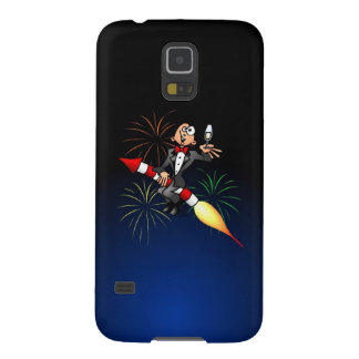 Happy New Year Galaxy S5 Cases
