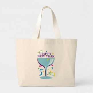 Happy New Year Gear Tote Bags
