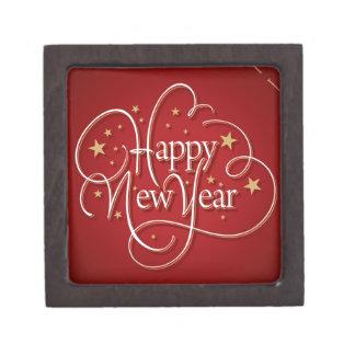 Happy New Year Gift Box