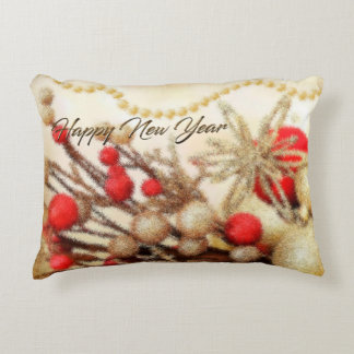 Happy New Year Gift Pillow