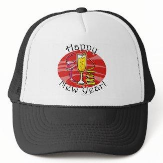Happy New Year! hat