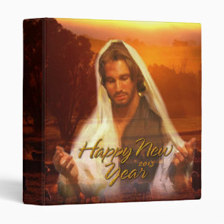 Happy New Year Jesus Binder Options
