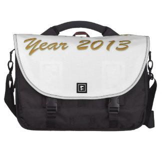 Happy New Year Laptop Bag