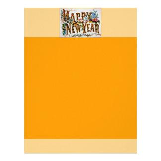 Happy New Year! - Letterhead