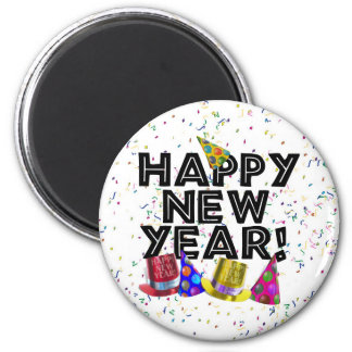 HAPPY NEW YEAR! MAGNET