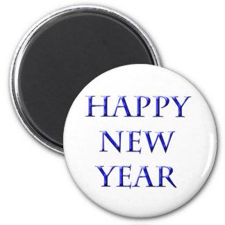 Happy New Year Fridge Magnet