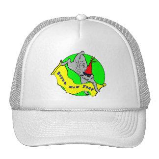 Happy New Year Meerkat Trucker Hat