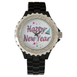 Happy New Year Message Watch
