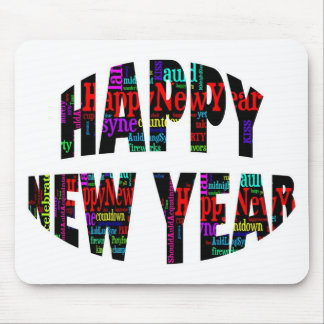 Happy New Year! Mousepads