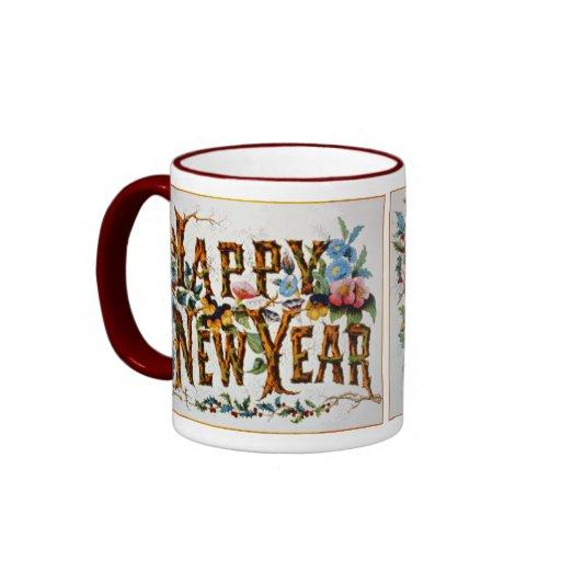 Happy New Year! - Mug #2