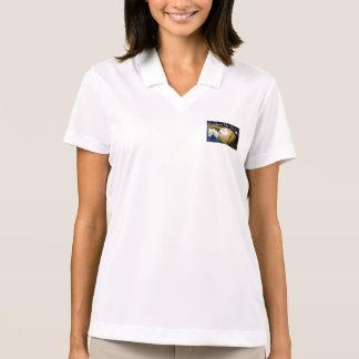 Happy New Year NASA Theme Polo Shirt