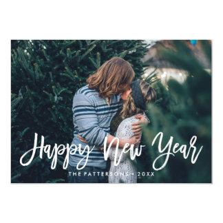 Happy New Year Overlay | Holiday Photo Card