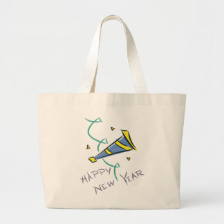 Happy New Year Party Hat Bag