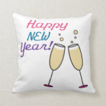 Happy New Year Pillows