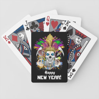 Happy New Year  Please View notes Bicycle Playing Cards
