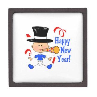 HAPPY NEW YEAR PREMIUM JEWELRY BOX