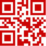 Happy New Year! -- QR Code Acrylic Cut Out
