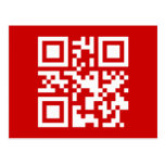 Happy New Year! -- QR Code Postcards