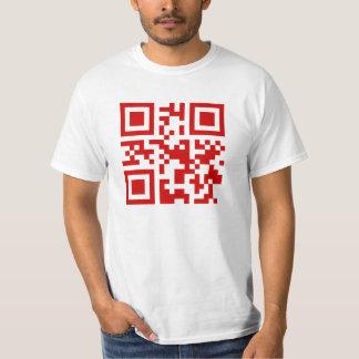 Happy New Year! -- QR Code T-Shirt
