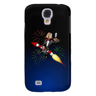 Happy New Year Samsung S4 Case