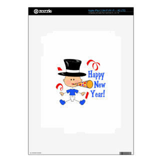 HAPPY NEW YEAR SKINS FOR iPad 3