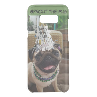 Happy New Year Sprout Uncommon Samsung Galaxy S8+ Case