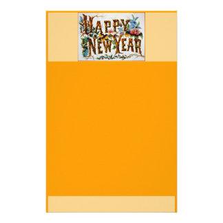 Happy New Year! - Stationery