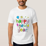 Happy New Year T-shirts