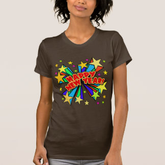 Happy New Year T-shirts, Beer Steins, Party Favors Shirt