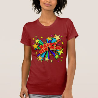 Happy New Year T-shirts, Beer Steins, Party Favors T Shirt