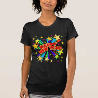 Happy New Year T-shirts, Beer Steins, Party Favors Tee Shirt