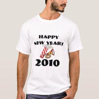 Happy New Year's 2010 T-Shirt