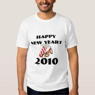 Happy New Year's 2010 Tee Shirt