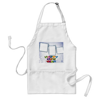 Happy New Year's Add Your Photos Apron