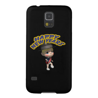 Happy New Years baby Case For Galaxy S5