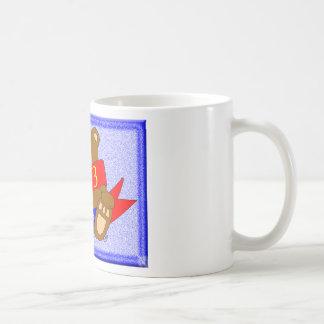 Happy New Year's Bear - 2013 Coffee Mug
