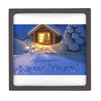 Happy New Years Eve! Gift Box