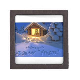 Happy New Years Eve! Keepsake Box