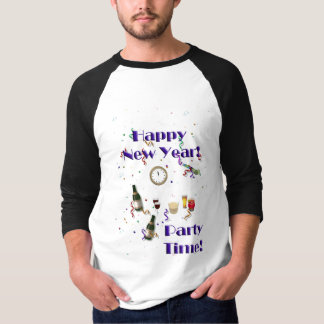 Happy New Year's Eve-Party Time! T-Shirt