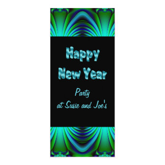Happy New Years Party Card